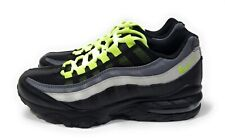 check out ff8d7 d2d2f item 5 Nike Air Max 95 GS Running Shoes Black Volt Size 7Y Womens 8.5 -Nike  Air Max 95 GS Running Shoes Black Volt Size 7Y Womens 8.5