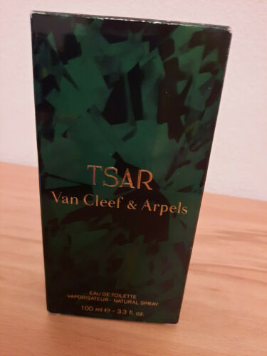 Tsar Van Cleef & Arpels Eau de Toilette 100ml.  8qPY7 9M4T9