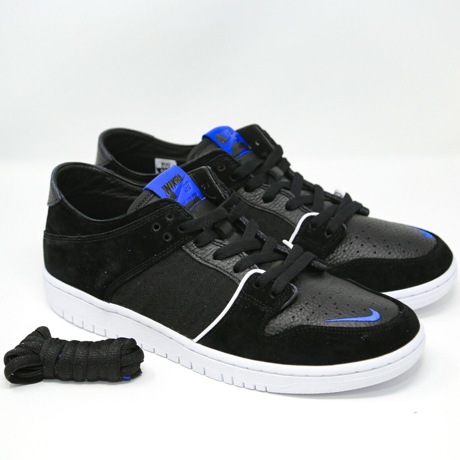 Nike SB Zoom Dunk bajo Pro Qs Soulland viernes día Decon Negro Talla 11.5 918288-041