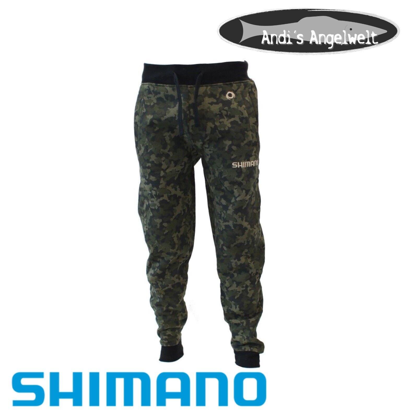 Shimano Tribal XTR Pents - Jogginghose - Anglerhose -  M   L   XL   XXL   3XL