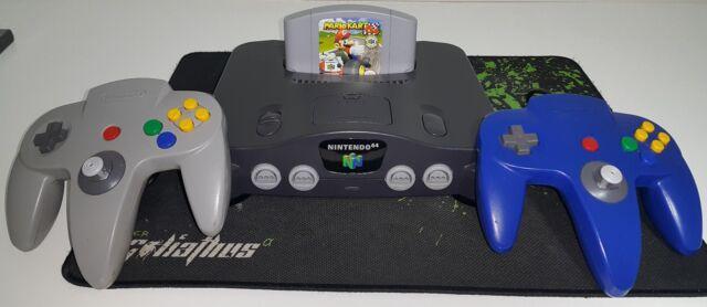 Nintendo 64 Console & Mario Kart Bundle