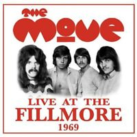 The Move, Move - Live At Fillmore 1969 [new Cd] on Sale