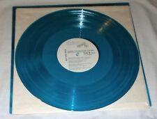"Tomita, blue vinyl, Promo LP, with stamp ""demo"""