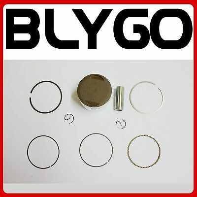 56.5mm 15mm Pin Piston Rings Kit LIFAN W150 150cc Engine PIT PRO TRAIL DIRT BIKE