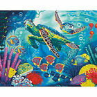 Dimensions 91454 Paint by Number Kit 11 In. X 14 In.-sea Turtles