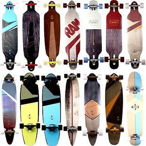 Ram-Longboard-10-modelle-zur-wahl-Neu-Skateboard