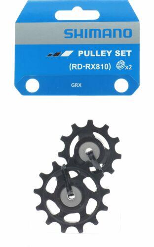 Shimano GRX RD-RX810 Rear Derailleur Tension /& Guide Pulley Set