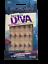 Indexbild 3 - (2) KISS BROADWAY GLUE ON NAILS FASHION DIVA PINK, SILVER BLACK DESIGN BGFD01