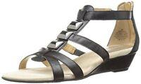 Easy Spirit Women's Maralyn Dress Sandal. Black. Size Us 6 M