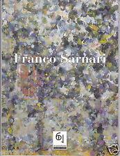 FRANCO SARNARI - GALLERIA D'ARTE 61 - MOSTRA DELL'ARTISTA - PALERMO 2002