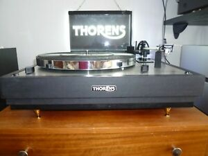 High-end-THORENS-td-166-giradischi-speciale