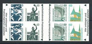 Allemagne RFA - Carnet N°C1383** (MNH) 1991 - Série courante