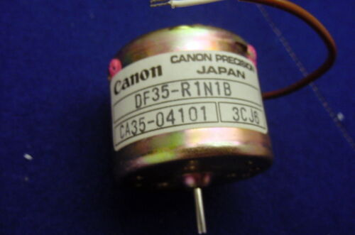 2 NEW CANON HIGH SPEED MORE! HIGH POWER LOW VOLTAGE DC SERVO MOTORS FOR HOBBY