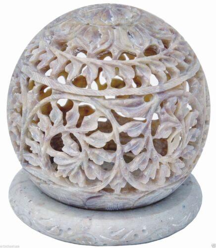 3.5 Inch Tealight Candle Holder Round Shape Tendril Openwork Decor free shipping