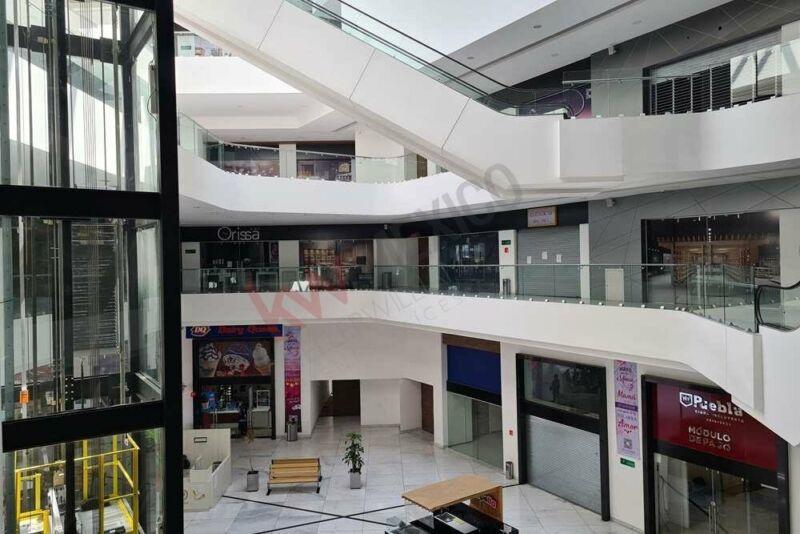Espacio comercial en RENTA en Platino Center - Isla, stand comercial, local comercial o...