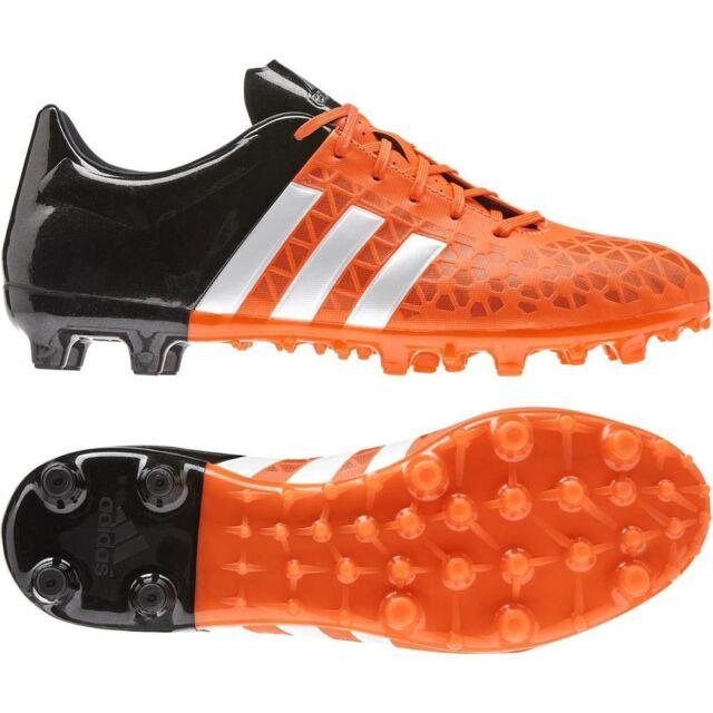 2a8046790525 adidas Ace 15.3 TRX FG / AG 2015 Soccer Shoes Orange / Black / White Kids