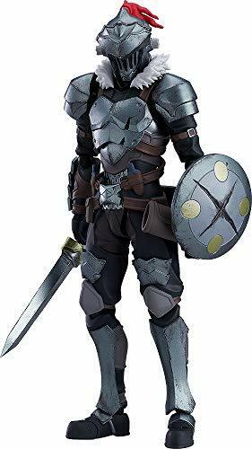 Max Factory figma 424 Goblin Slayer Figure  nouveau from Japan  populaire