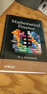 Mathematical Finance, Hardcover by Alhabeeb, M. J - FREE SHIPPING!