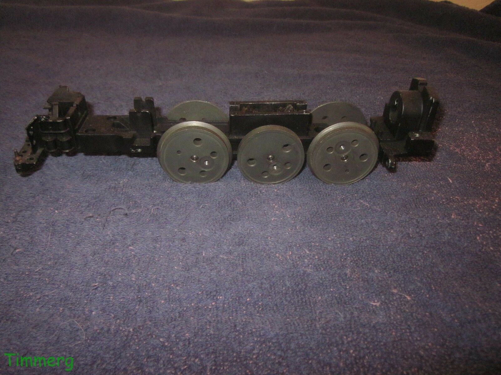 Lionel Trains 6-18056 763E NYC J1-e 4-6-4 Hudson Steam Engine Chasssis Only