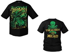 ALESTORM - Trenches And Meat - T-Shirt - Größe Size XL - Neu
