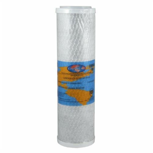 """Dura Compatible Carbon Block 5 Micron Water Filter 1906054 10/"""""""