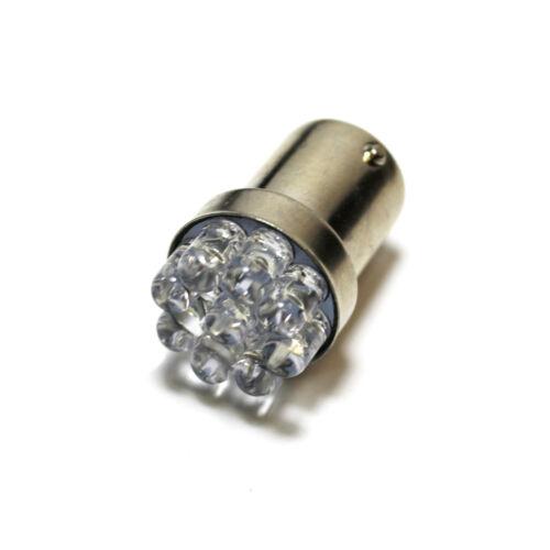 MG ZT 207 R5W White Interior Boot Bulb LED High Power Light Upgrade