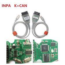 BMW INPA ediabas K+DCAN USB Interface Cable OBD2 OBDII Diagnostic Scanner Tool