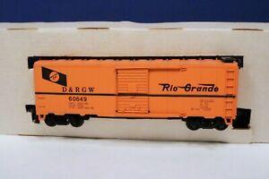 AHM-HO-Scale-Denver-amp-Rio-Grande-Western-40-039-Box-Car-60649