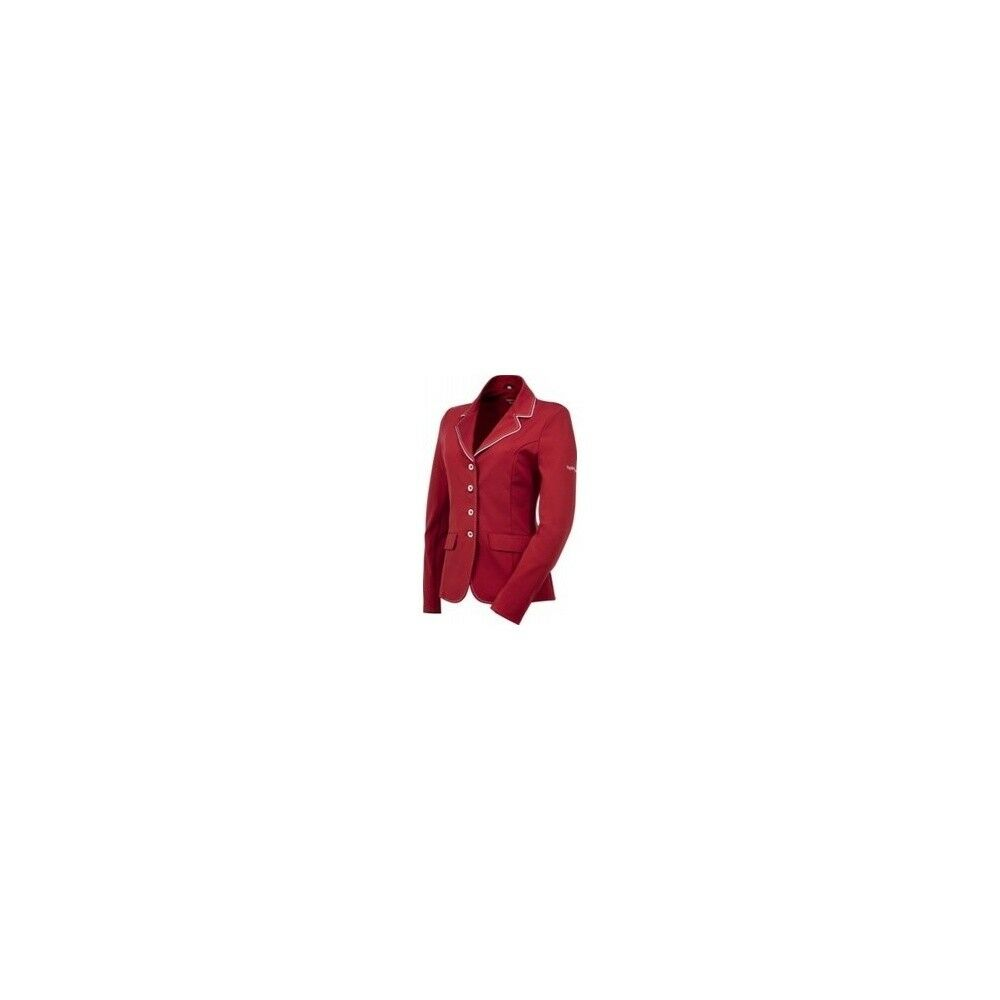 Da Donna Softshell torneo Blazer Soft Couture equi Theme Rosso Nuovo