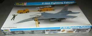 Revell-F-16A-Fighting-Falcon-1-72-airplane-model-kit-4362