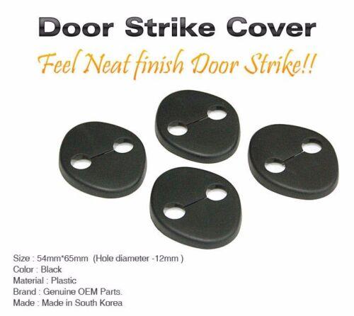 OEM Genuine Door Checkers Striker Cover 8Pcs for HYUNDAI 2006-2012 Santa Fe CM