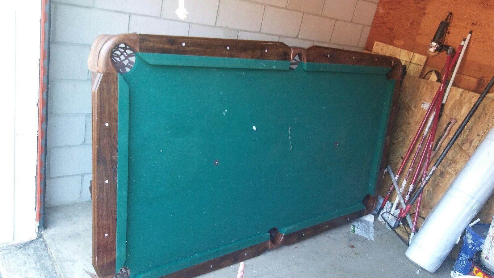 21 Ounce Pool Table   Billiard Cloth   Felt Priced Per Foot Choose From  English Green, Blue, Black, ...