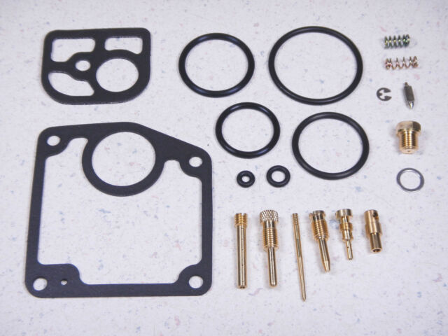 64-66 HONDA CT200 TRAIL 90 NEW KEYSTER CARBURETOR MASTER REPAIR KIT 0201-159