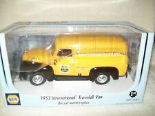 FIRST GEAR NAPA 1953 INTERNATIONAL TRAVELALL VAN TRUCK, 1:25 DIECAST, MIB