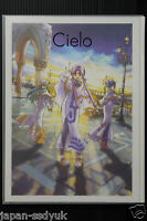 Aria Kozue Amano Illustration Works 3 Cielo Art book