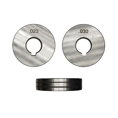 Drive Roll .023 .030 .035 .045 Knurled V U Groove Wire Feed for MIG Welders