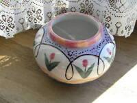 Cardinal Hand Painted Bowl