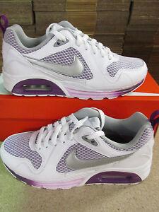 Scarpe da ginnastica Nike Air Max Trax Scarpe da ginnastica da donna Taglia Uk4 NUOVI CONSEGNA GRATUITA