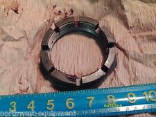 """Slotted spindle NUT for Rockwell, Eaton axle p/n 2034742, 3.375"""", 3-3/8"""", 12"""