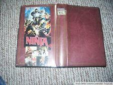 Kellerfund Dachbodenfund VHS Tape Leerkassette Der Ninja Fog Nebel des Grauens