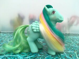 My-Little-Pony-G1-Braided-Beauty-and-Grow-Brush-Vintage-Toy-Hasbro-1985-MLP