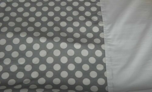 100/% Cotton  /& Quilt 2 x Baby Crib Fitted Sheets to fit Chicco Next2Me Crib