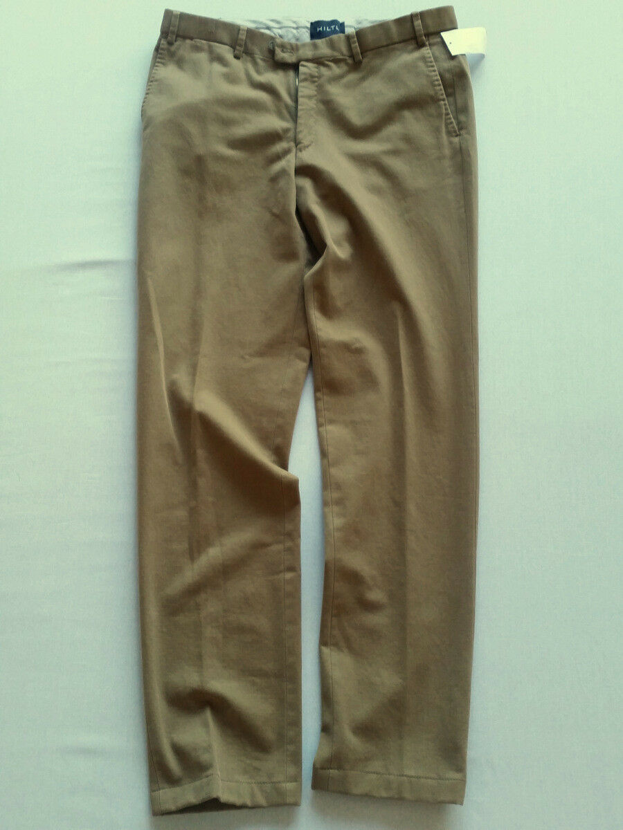 Hiltl Pantaloni Uomo Contemporary fit mod. PARMA PARMA PARMA TG. 40 34 (56) und35 36 (102)  NUOVO 758a38