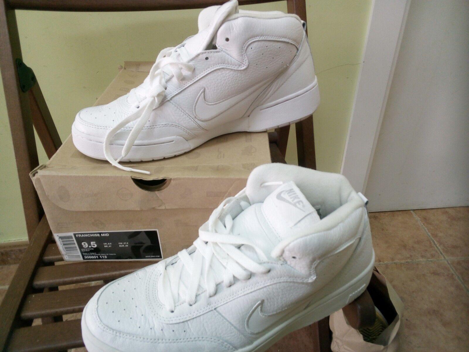 Nike 9,5 franchise mitte sz 9,5 Nike (43) basketball - kraft 7cb543