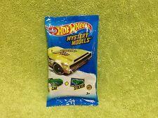 Hot Wheels Mystery Models Bye Focal II 2 Gold Sealec in Package New