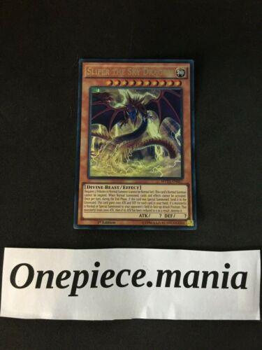 Slifer Yu-Gi-Oh The Sky Dragon MVP1-EN057 1st Ultra Rare