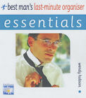 Best Man's Last-Minute Organiser by Wendy Hobson (Paperback, 2004)