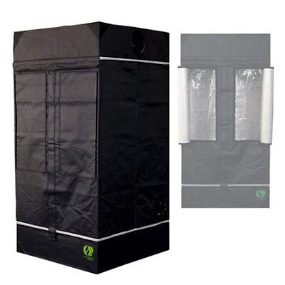 HomeLab 100 100 x 100 x 200 cm Grow & Anzucht Eastside Impex Growbox Growschrank