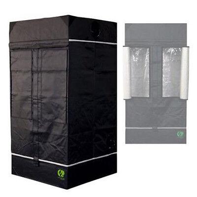 HomeLab 100 100 x 100 x 200 cm Grow & Anzucht Eastside Impex Growbox Growschrank