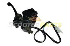Throttle Brake Lever Handle For 80cc Suzuki LT80 Quadsport Atv Quad 1987-2006